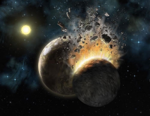Planet Collisions